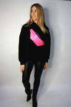 Load image into Gallery viewer, Neon pink bumbag
