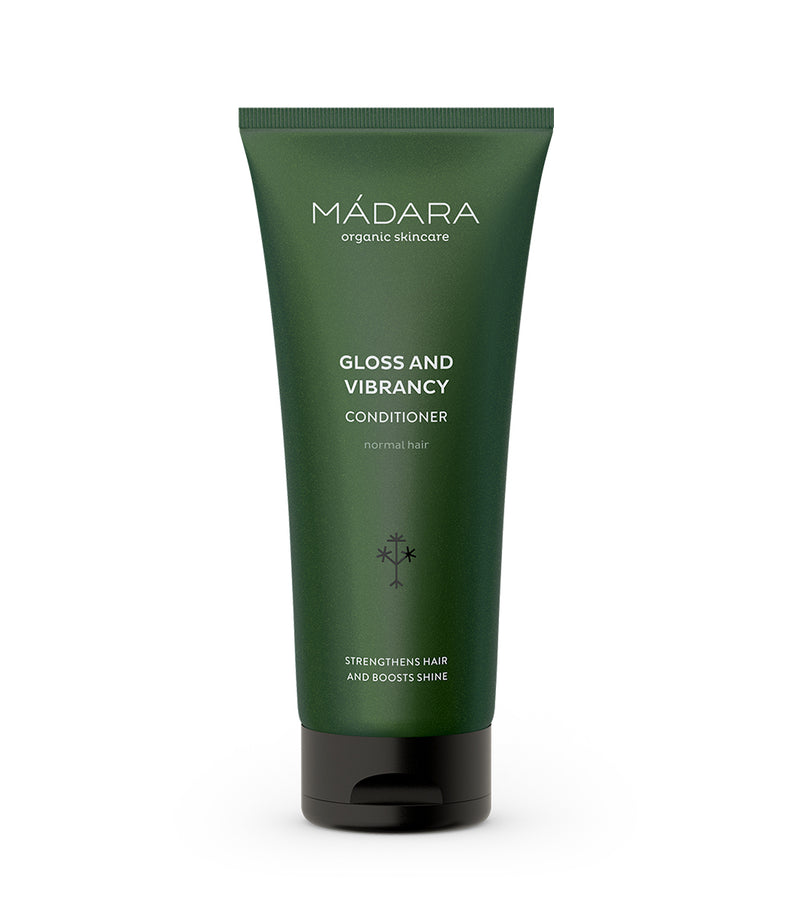 Gloss and Vibrancy Conditioner - Mádara