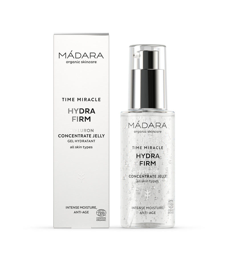 Time Miracle Hydra Firm Hyaluron Concentrate Jelly - Mádara