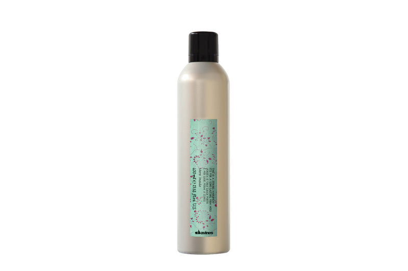 Strong Hold Hairspray - Davines