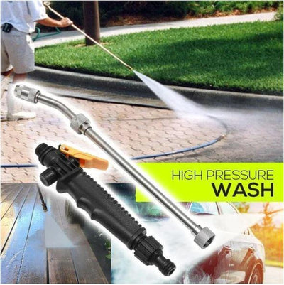 2-in-1 High Pressure Wand