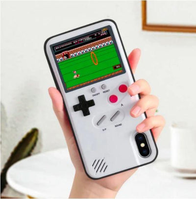 Retro Gaming iPhone Case (26 Classic Games)
