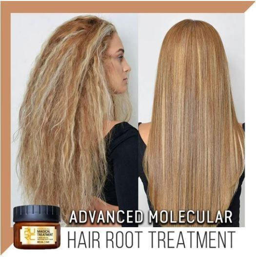 Advanced Molecular Hair Root Treatment - Shop Marleys