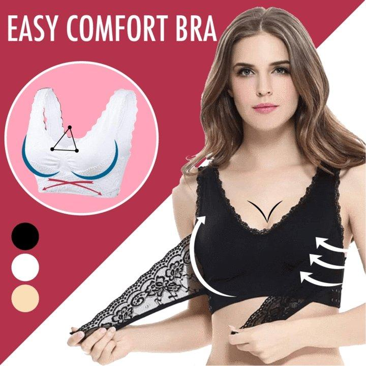 EasyComfort Bra - The Pink Mingo