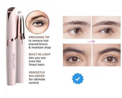 Precision Eyebrow Epilator - Members Only - Shop Marleys