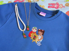 Load image into Gallery viewer, The Magic Can Biff and Chip Embroidered Tshirt
