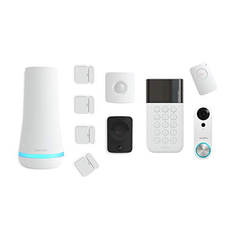 SimpliSafe SS3-AMZ-5 10 Piece Wireless Home Security System w/HD Camera and Video