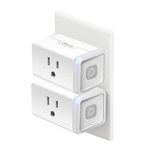 Kasa Smart Plug by TP-Link,Smart Home WiFi Outlet works with Alexa