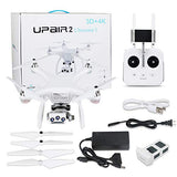 UPair Two Drone with 4K UHD Camera for Adults, GPS FPV Quadcopter with Follow Me