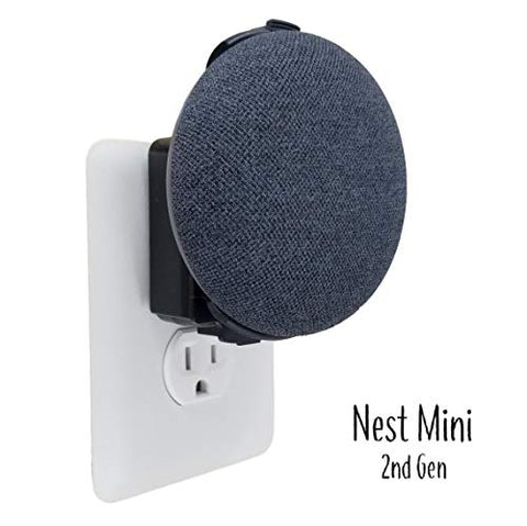 The Nest Mini Backpack 2nd Gen 2019: The Simplest and Cleanest Outlet Wall Mount Hanger