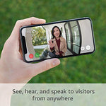 All-new Ring Video Doorbell – 1080p HD video, improved motion detection