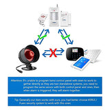 KERUI Upgraded Standalone Home Office Shop Security Alarm System Kit,Wireless