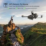 Holy Stone HS720 Foldable GPS Drone with 4K UHD Camera for Adults, Quadcopter