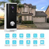 Vasette Wireless Video Doorbell Camera, HD WIFI Security Camera with Real-time Video