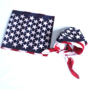 flag bandana - patriotic