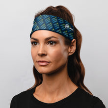 "Load image into Gallery viewer, Custom 2.25"" Reversible Headbands"