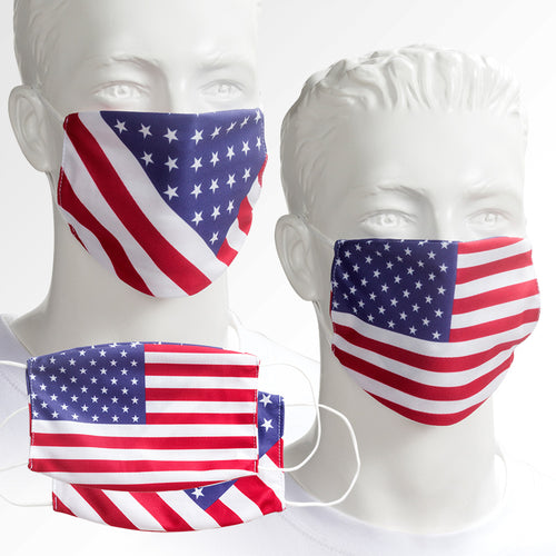 Custom Cloth Masks - Full Color Sublimation