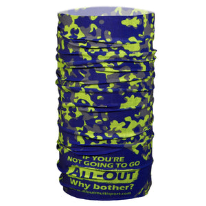 Dye Sublimated tube bandanas