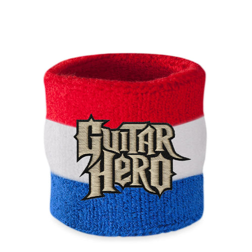 Custom Patriotic Wrist Sweatbands