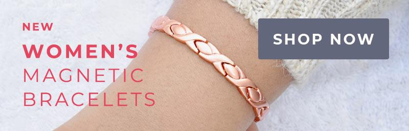 shop womens magnetic bracelets