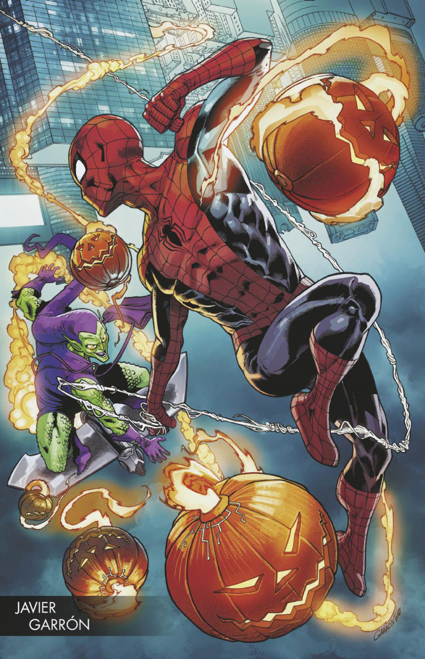 Amazing Spider-Man #798 Javier Garron Young Guns Variant