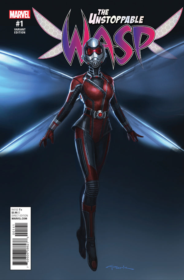 Unstoppable Wasp #1 1:10 Andy Park Movie Variant