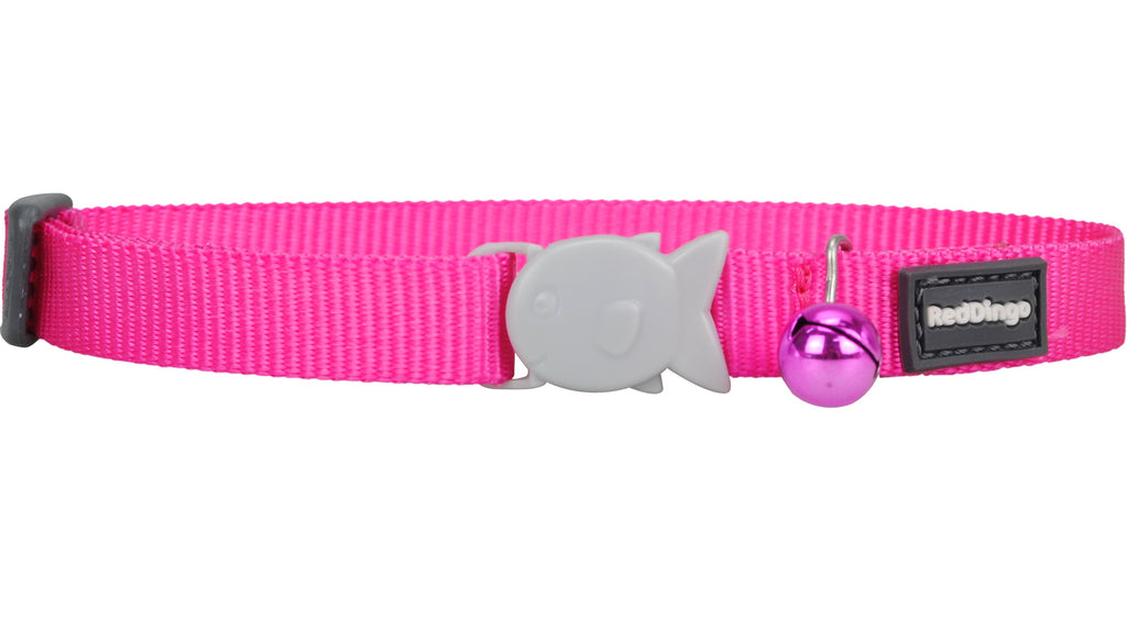 Classic Cat Collar - Multiple Colors Available freeshipping - Love Your Pets