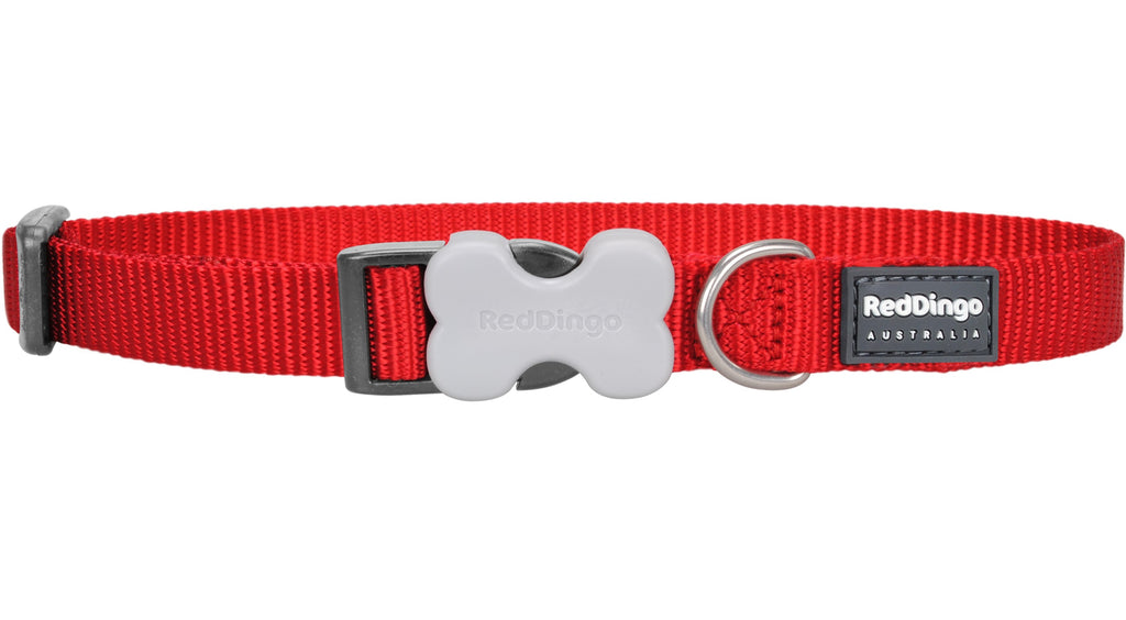 Classic Dog Collar - Multiple Colors Available freeshipping - Love Your Pets