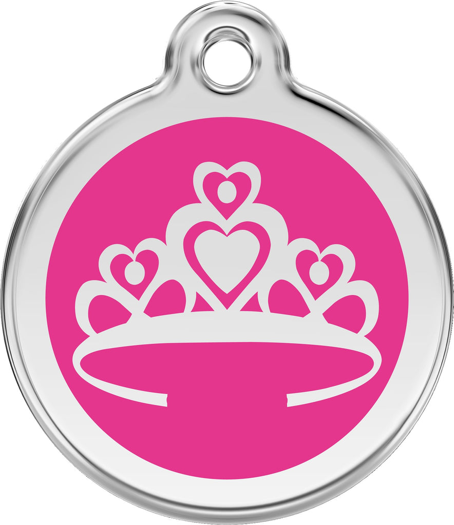 Enamel & Stainless Crown - Multiple Colors Available loveyp