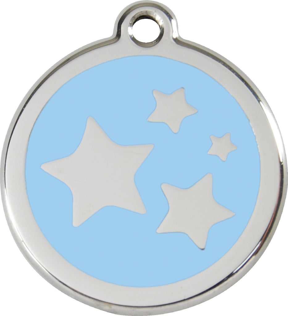 Enamel & Stainless Steel Stars - Multiple Colors Available loveyp