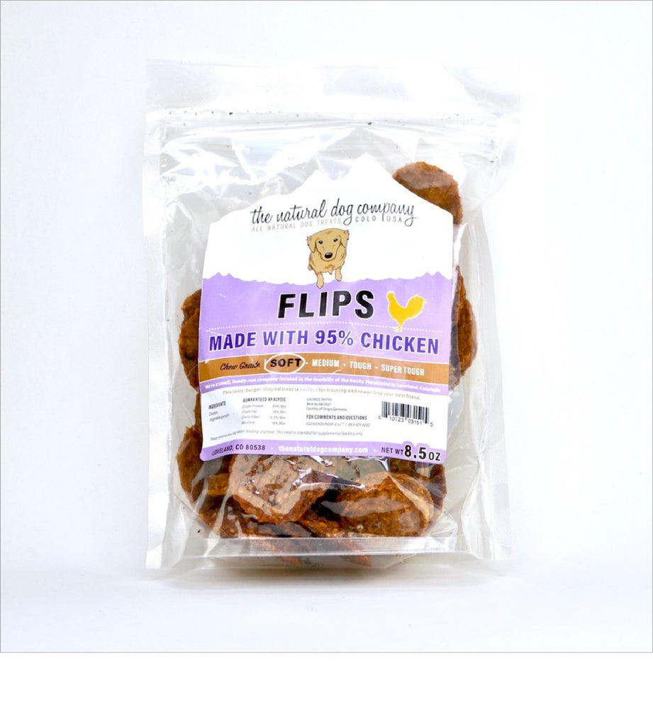 Flips The Natural Dog Company