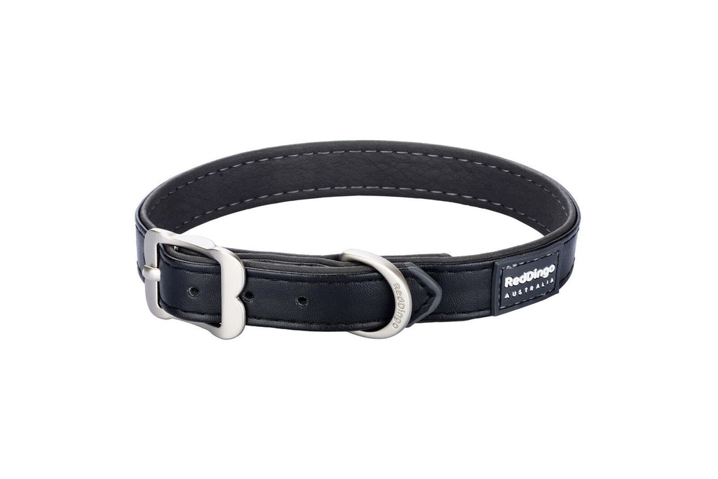 Leather Dog Collar - Multiple Colors Available freeshipping - Love Your Pets