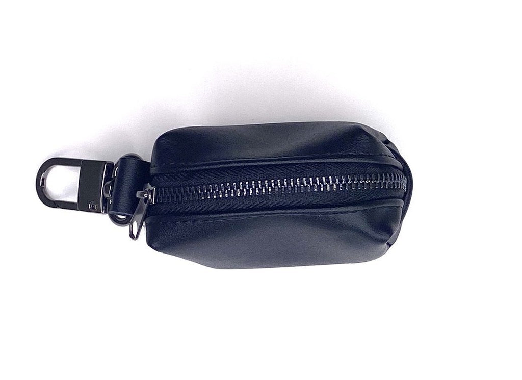 Leather Poop Bag Duffle freeshipping - Love Your Pets
