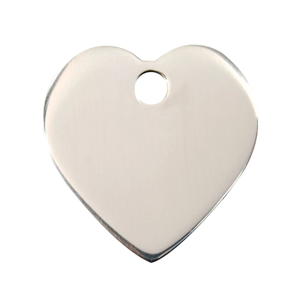 Premier Stainless Steel Heart freeshipping - Love Your Pets