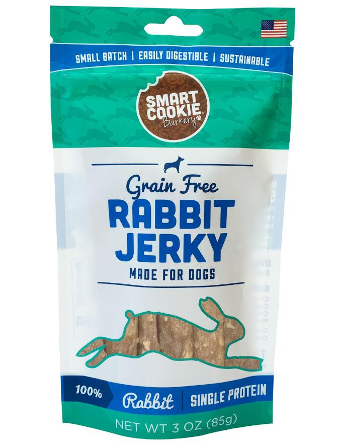 Premium Rabbit Jerky Strips freeshipping - Love Your Pets