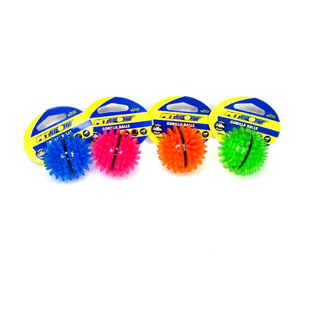 Spiky Gorilla Balls freeshipping - Love Your Pets