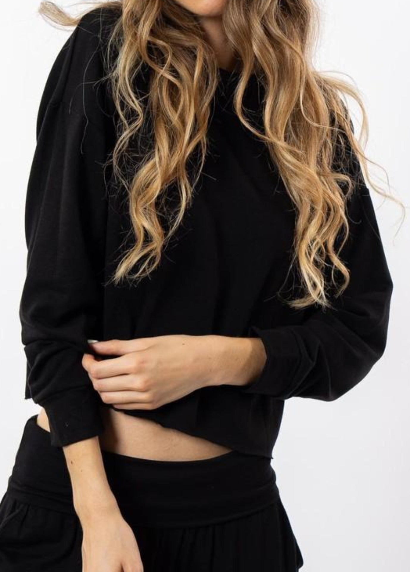 Cozy Crewneck Sweatshirt