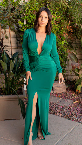 Alo Empress Dress - Green