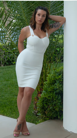 Gracie Bandage Dress