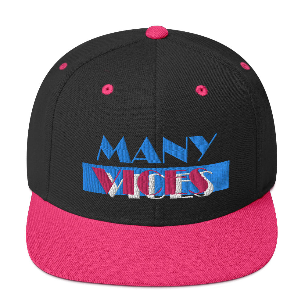 VICES PINK // SNAPBACK