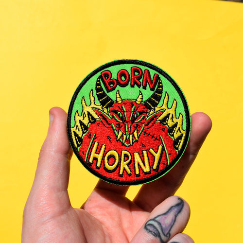 Born Horny Patch