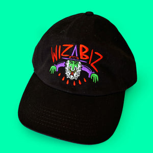 WIZ BIZ Dad Hat