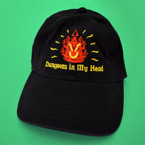 Dungeons In My Head Dad Hat