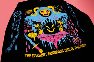 Dungeon Minded Longsleeve Tee