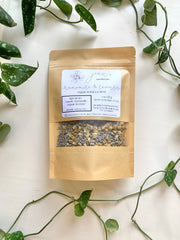 Chamomile & Lavender Organic Herbal Tea-1oz