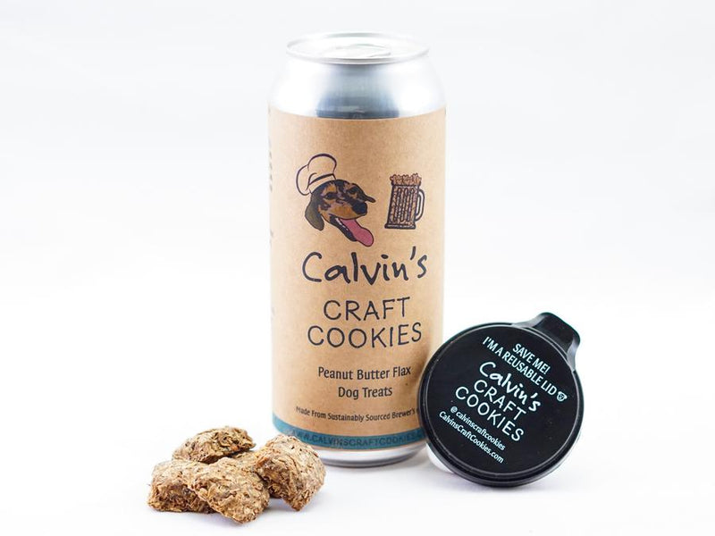 Calvin's Craft Cookies- Dog Treats