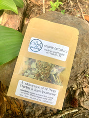 The Charlitty-Organic Herbal Tea Blend-1 oz
