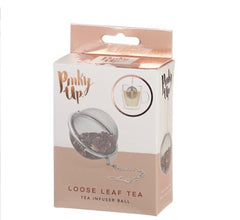 Herbal Tea & Tea Diffuser Gift Set