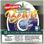CROWNTOWN GUMMIES- TRIPLE LAYER BEARS- NIGHT TIME