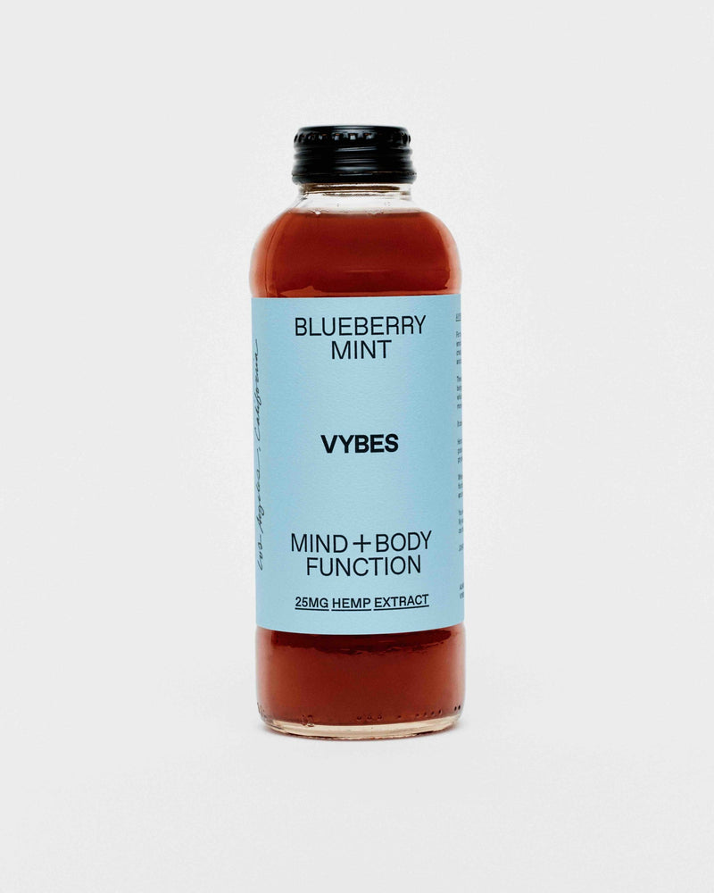 VYBES - Blueberry Mint